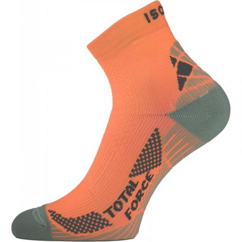 lasting hardloopsokken (oranje) sportbay nlLasting Hardloopsokken Oranje #1