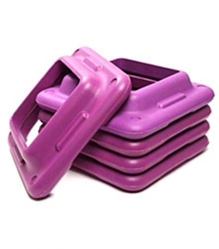 Productafbeelding voor 'Bloksysteem voor aerobic step DELUXE (2 blokken)'