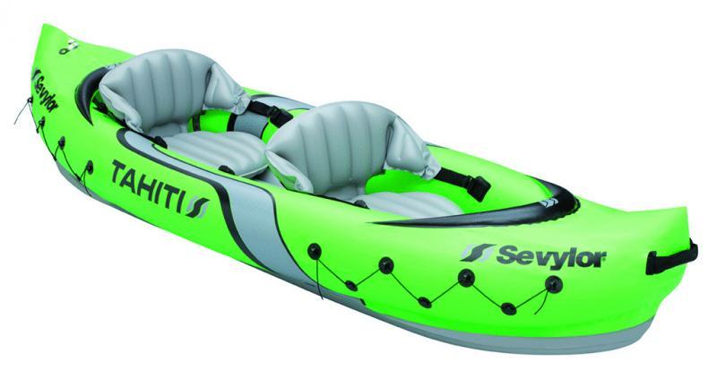 Sevylor Tahiti Kayak kopen? Lees eerst dit