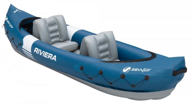 Productafbeelding voor 'Sevylor Riviera Kayak - 2p'