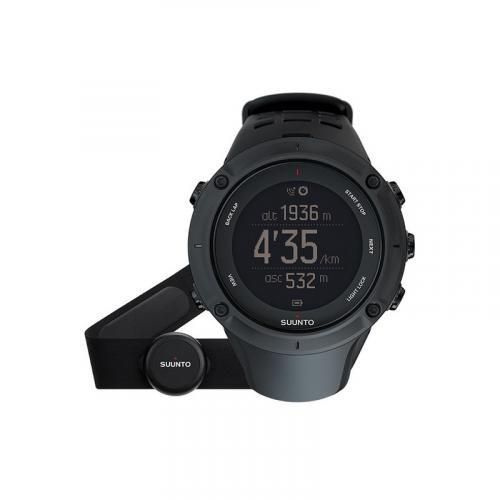 Suunto Ambit 3 Peak HR Multifunctioneel horloge Kleur: black