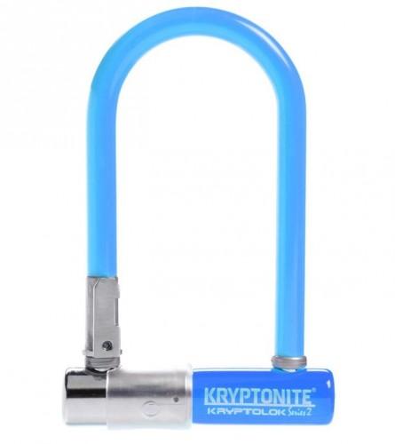 Productafbeelding voor 'Kryptonite KRYPTOLOK MINI-7 fietsslot (Blauw)'