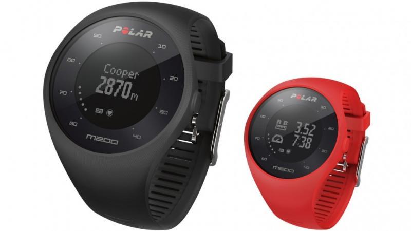 Productafbeelding voor 'Polar M200 Sporthorloge met GPS'