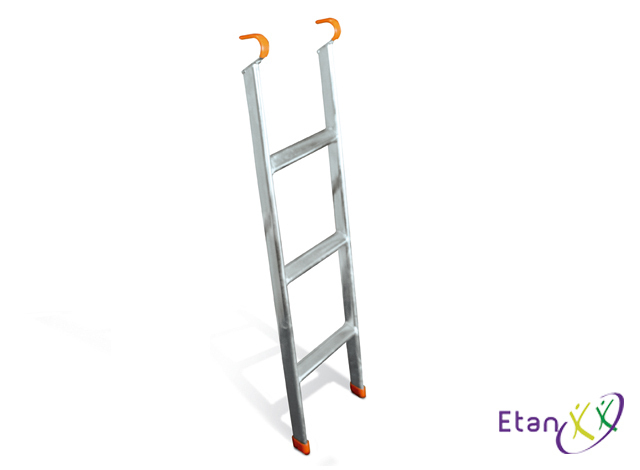 Productafbeelding voor 'Etan Premium trapje voor 14 en 12'