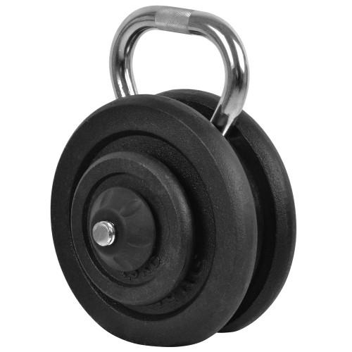 Productafbeelding voor 'Verstelbare kettlebell INSPORTLINE (10 - 35 kg)'