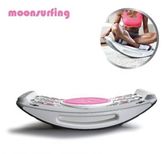 Productafbeelding voor 'Moonsurfing Fitnesstrainer'