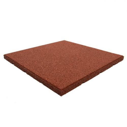 Productafbeelding voor 'fitnessvloer 50x50cm (Rood)'