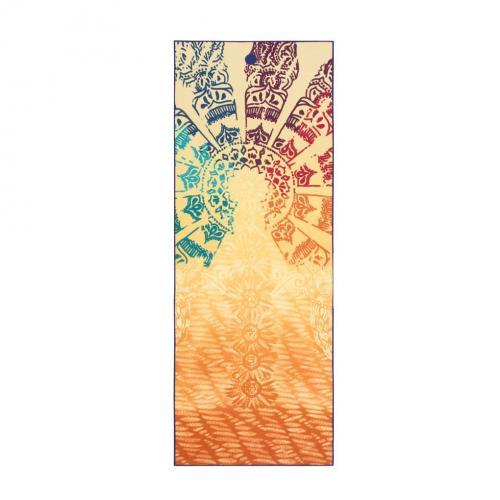 Productafbeelding voor 'Manduka Yogitoes® New Chakra yogamat doek'