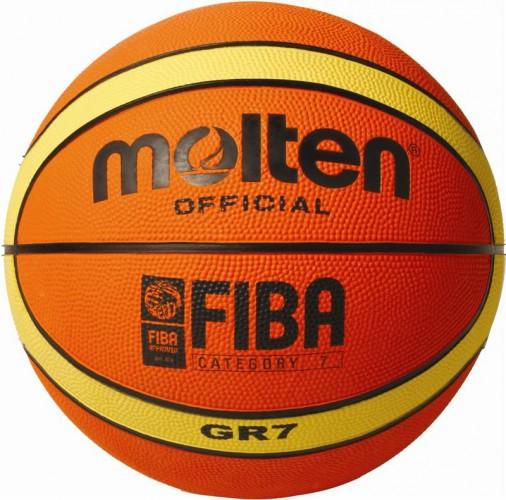 Productafbeelding voor 'Basketbal Molten GR7'