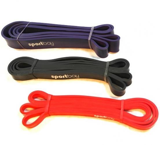 Productafbeelding voor 'Sportbay® Power Band voordeelset (13, 21, 32 mm)'