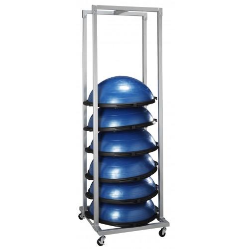 Productafbeelding voor 'Trendy Sport Meia® opbergkar voor balanstrainers'