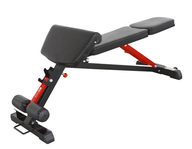 - Sportbay® verstelbare trainingsbank WARRIOR