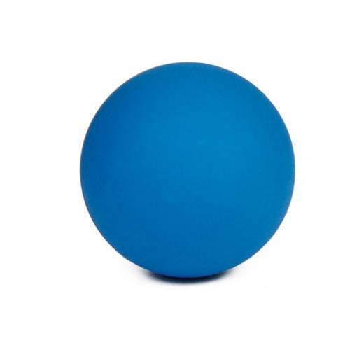Yoga_Therapie_Bal_6cm_Natuurlijke_Rubber_Lacrosse_Bal_blauw_1