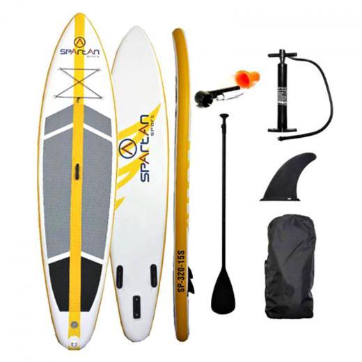 Paddle_Board_w_Accessories_Spartan_SUP_10___6____Grey_Orange
