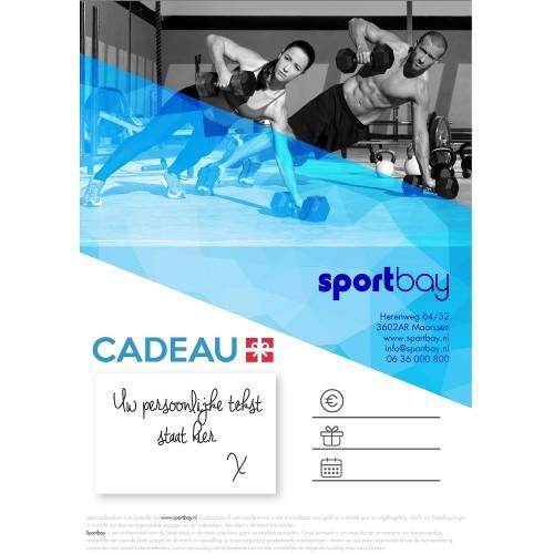 Productafbeelding voor '€25 SPORTBAY Cadeaubon'