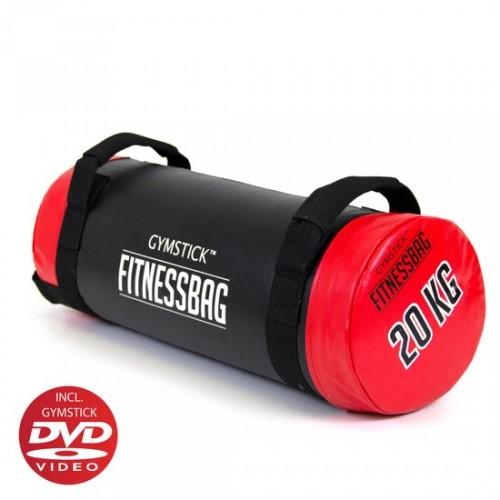 Productafbeelding voor 'GYMSTICK fitness bag met trainingsvideo (20 kg)'