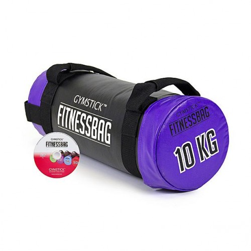 Gymstick sandbag (10 kg) + workout DVD