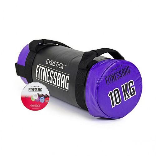 Productafbeelding voor 'GYMSTICK fitness bag met trainingsvideo (10 kg)'