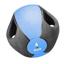 Productafbeelding voor 'Trendy Sport Esfera medicijnbal met handgrepen (4 kg)'
