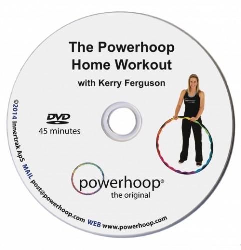 Productafbeelding voor 'Powerhoop® hoelahoep workout DVD'