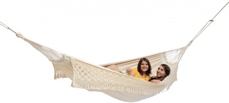 Productafbeelding voor 'Amazonas hangmat RIO (Familiehangmat)'