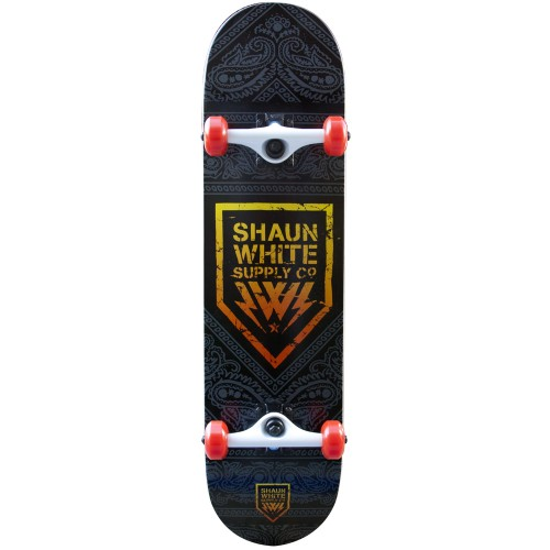 Productafbeelding voor 'Shaun White Skateboard Badge'