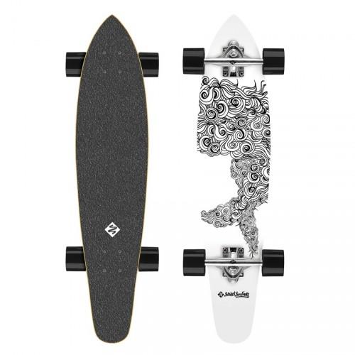 Productafbeelding voor 'Longboard Street Surfing Sealocks'