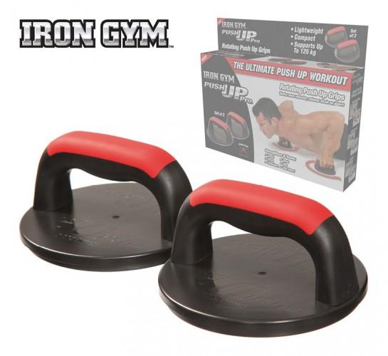 Productafbeelding voor 'Iron Gym® Push Up Pro opdruksteunen'