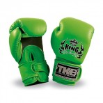 Top_King_Bokshandschoen_Double_Velcro_Neon_Groen