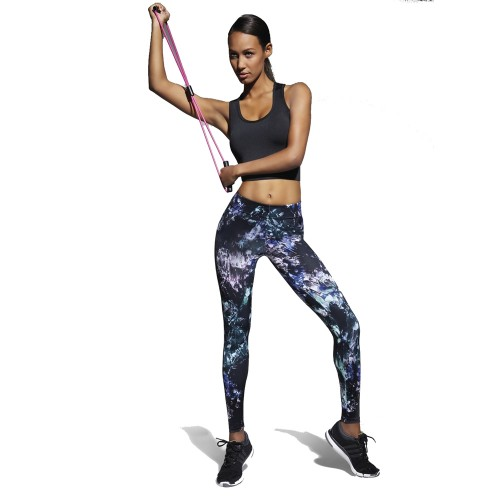 Bas Black fitness legging Andromeda
