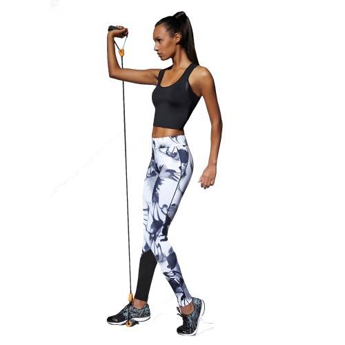 Bas Black fitness legging Calypso