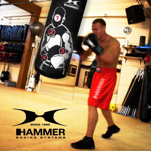 Productafbeelding voor 'Hammer Bokszak Sparring Professional'