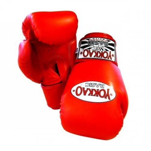 Productafbeelding voor 'Yokkao bokshandschoen pu rood'