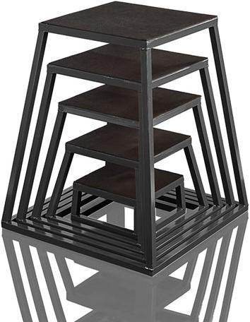 Productafbeelding voor 'Gymstick Plyobox Zwart'