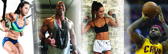 Top 25 Fitness Influencers die ons inspireren om fit te worden