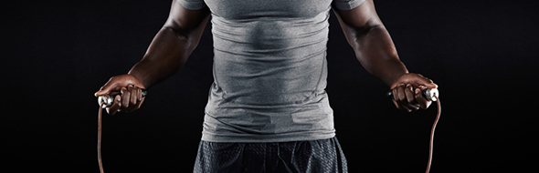 Met deze 9 oefeningen spring jij je fit