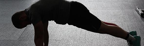 De 5 bekendste fitnessoefeningen