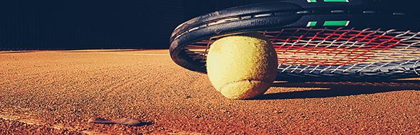 Fitness als ondersteuning op tennis